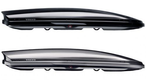 Volvo Roof Box Space Design 520
